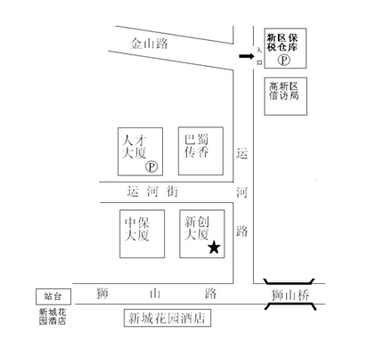考场位置图