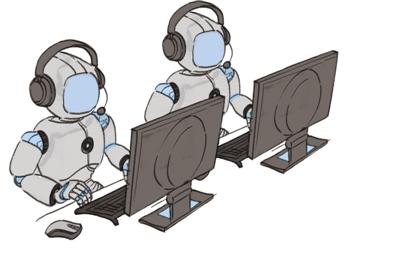 人工智能时代,哪类公职人员会被替代