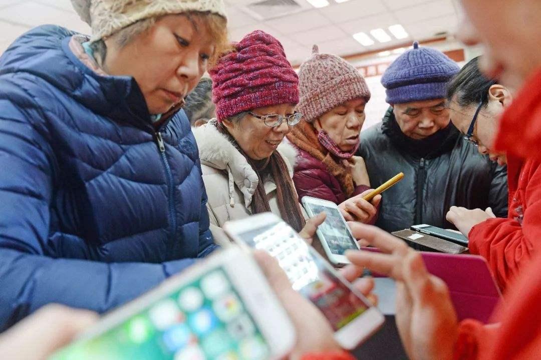 """2020年江苏公务员考试申论热点:拓展""""银发经济""""新空间"""
