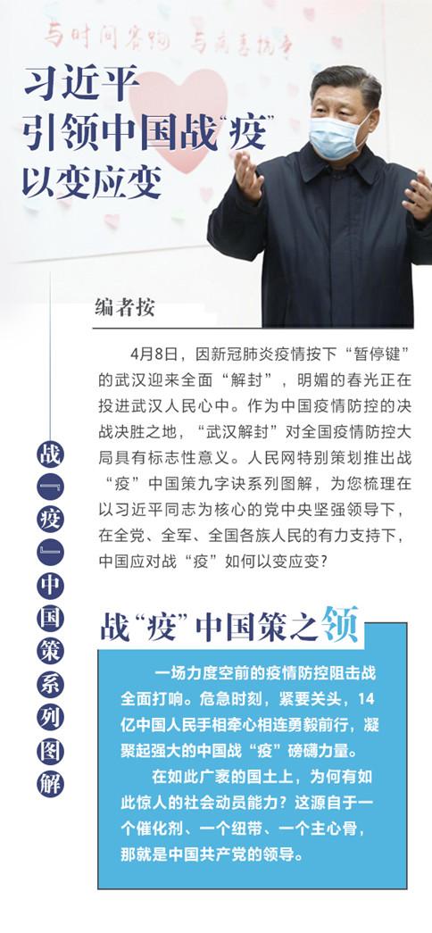 """公务员考试时政:习近平引领中国战""""疫""""以变应变"""