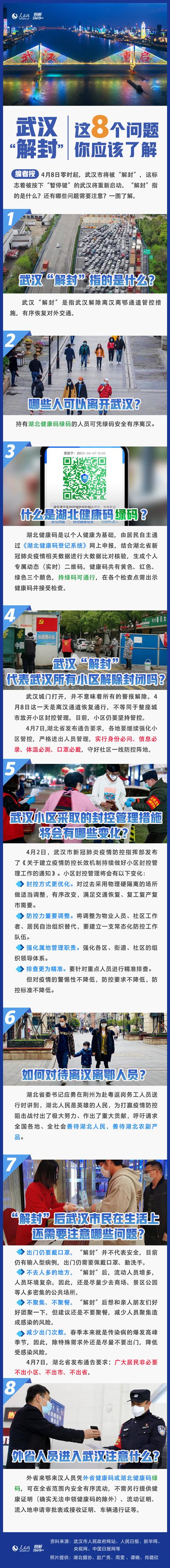 """公务员考试时政:武汉""""解封"""" 这8个问题你应该了解"""