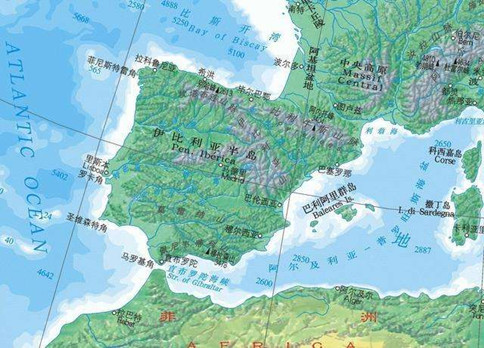 公务员考试常识积累:世界十大半岛(下)